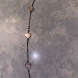 Juicy Couture Jewelry - Juicy Couture Heart Necklace